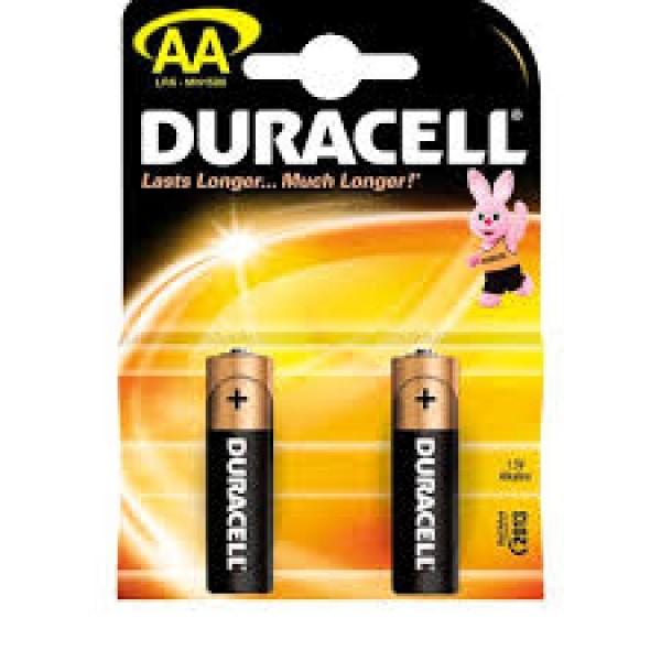 Батарейка DURASELL LR06  (АА) 1шт