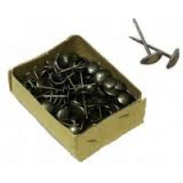 Гвозди мебельные бронза 45гр