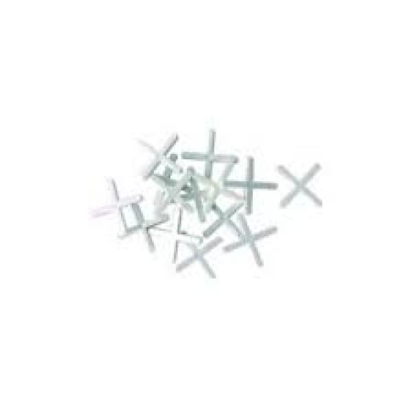 Крестики для кафеля 2мм БИБЕР 200шт