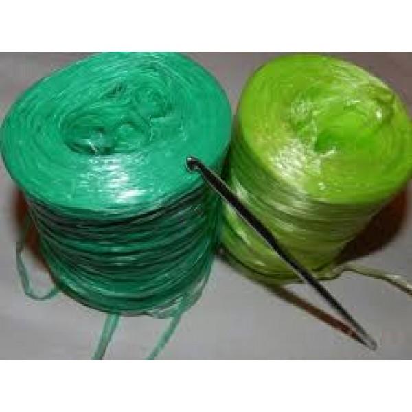 Нить капроновая для вязки мочалок(цветная)