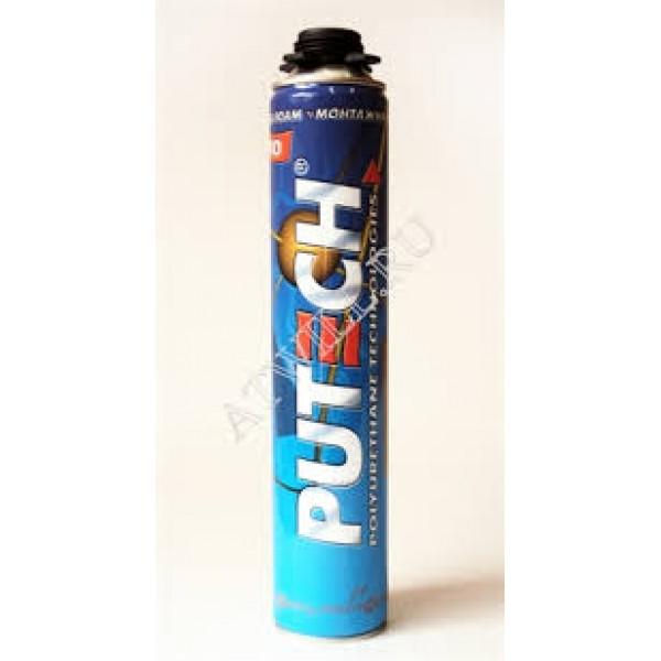 Пена монтажная PUTECH PRO (750мл)  -10С, всесезон 131313