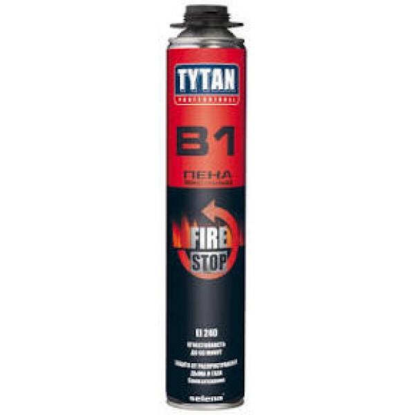 Пена монтажная TYTAN PRO 65 750мл (огнеупорная)545454