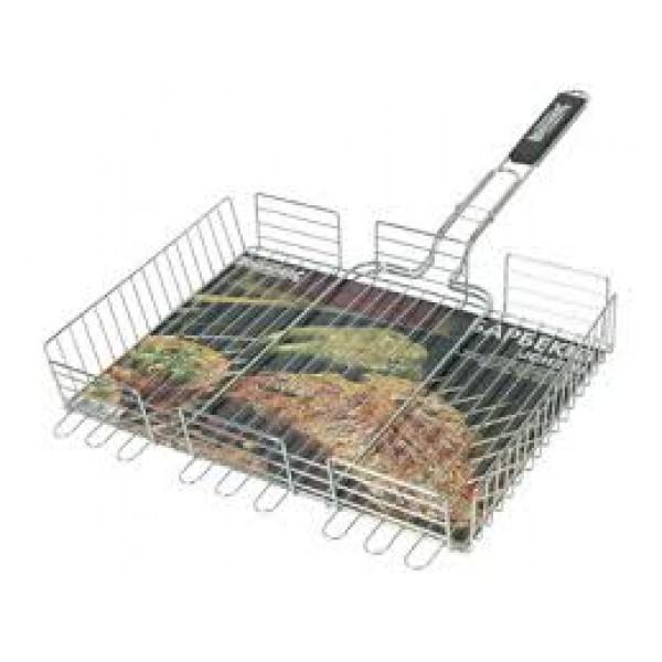 """Решетка для барбекю """"корзинка"""" малая 320*270*60"""