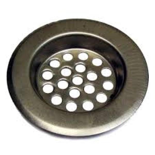 Сетка-фильтр для раковины нерж.мал