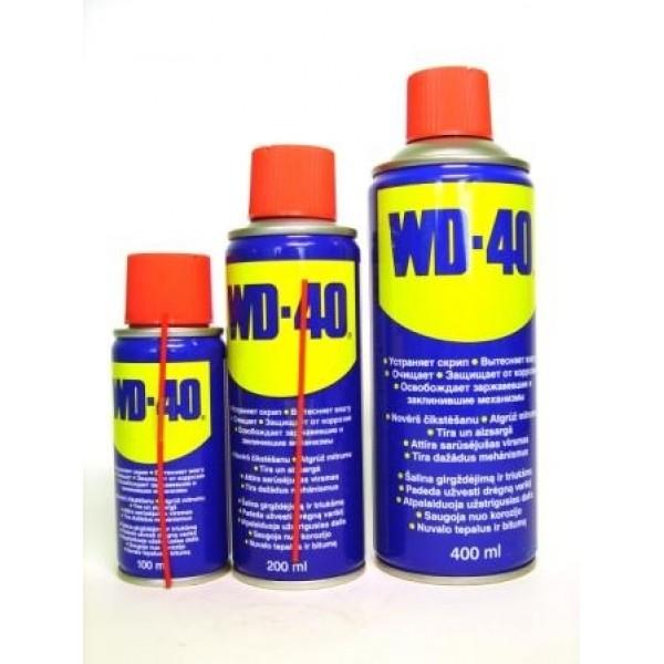 Средство смазочное бытовое WD-40 400мл