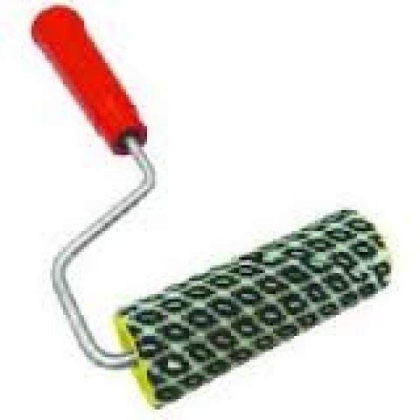 Валик БИБЕР 32602 фасадный 230ммГросс в компл.с ручкой