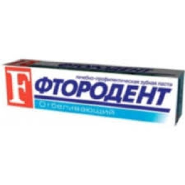 Зубная паста Весна 100 гр Фтородент