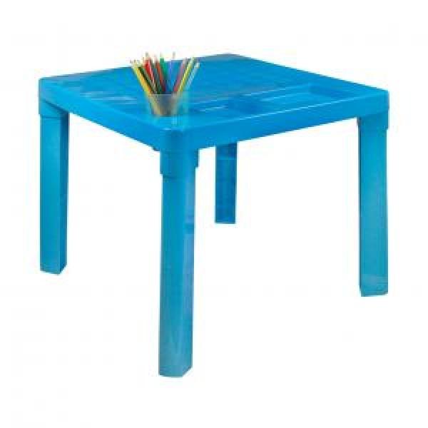 Стол детский (голубой) М1228