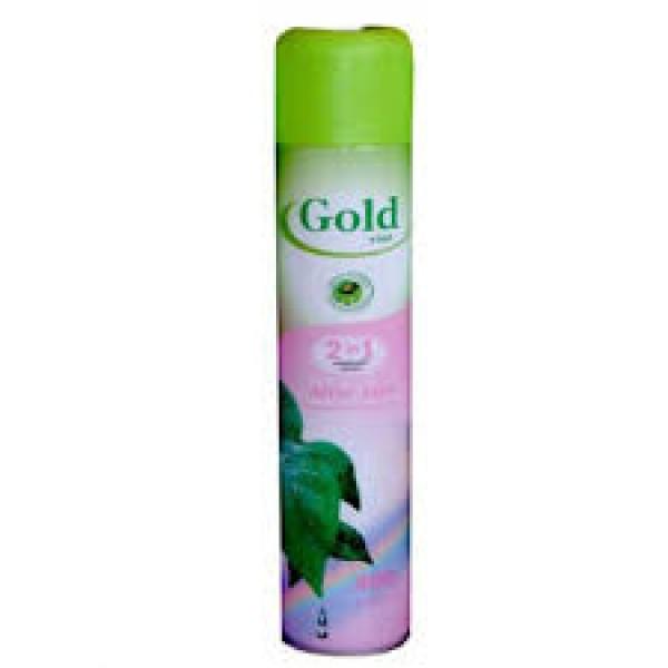 Освежитель воздуха GOLD 300мл