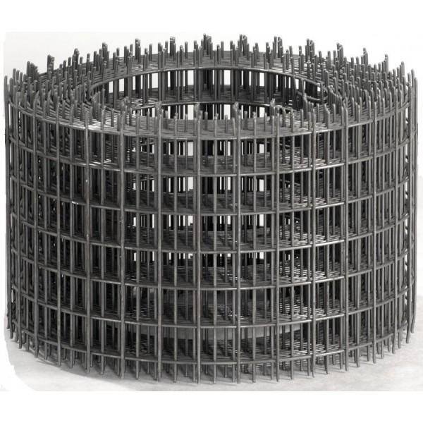 Сетка кладочная 150х150 1,0х2,0 метра (сварная)