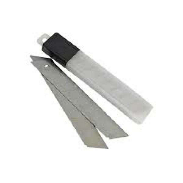 Лезвия для обойного ножа 18мм (10шт) SPETSTEXNIK