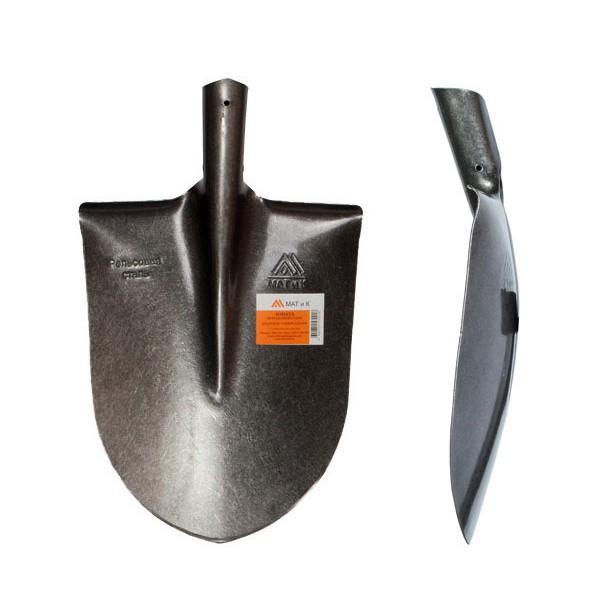 Лопата  (МАТИК) (рельсовая сталь) штык М2.2