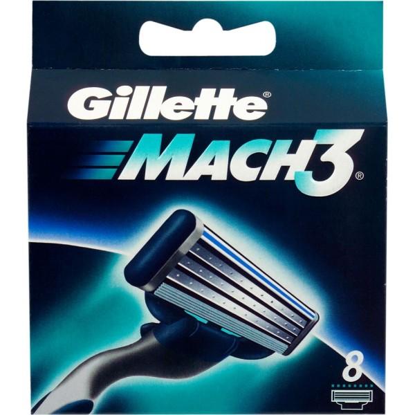 Кассеты Mach 3 1шт