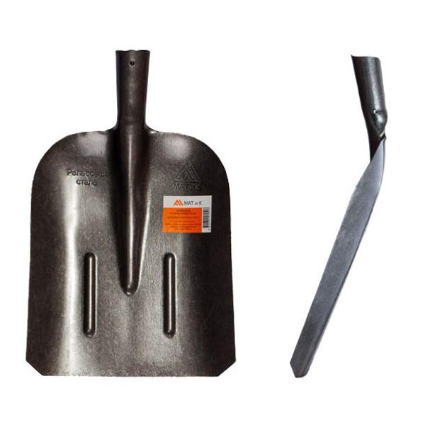 Лопата (МАТИК) (рельсовая сталь) совк (тип2) М2.4