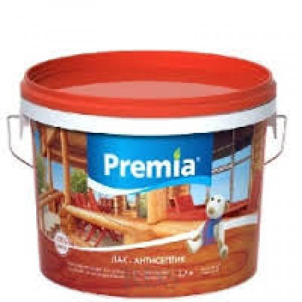 Лак-антисептик PREMIA сосна, ведро пэт 2,7 л