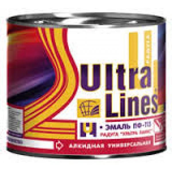 """Ultra Lines"" Желтая ПФ-115 2,7 кг."