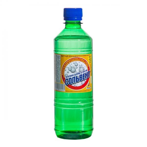 Сольвент 0,5 л п/п с.в. (стекло)