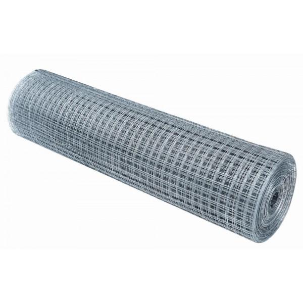 Сетка сварная рулонная ОЦП 50*50 д 1,6мм (1,5*25м)