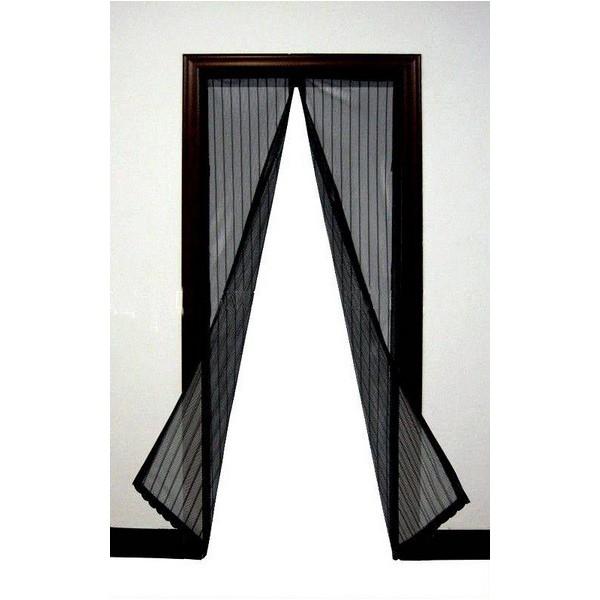 Сетка москитная д/двери на магнитах 210х100см