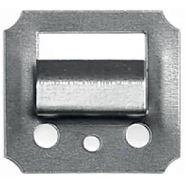 Кляймеры N5 с гвоздями, для крепления вагонки из осиныи липы
