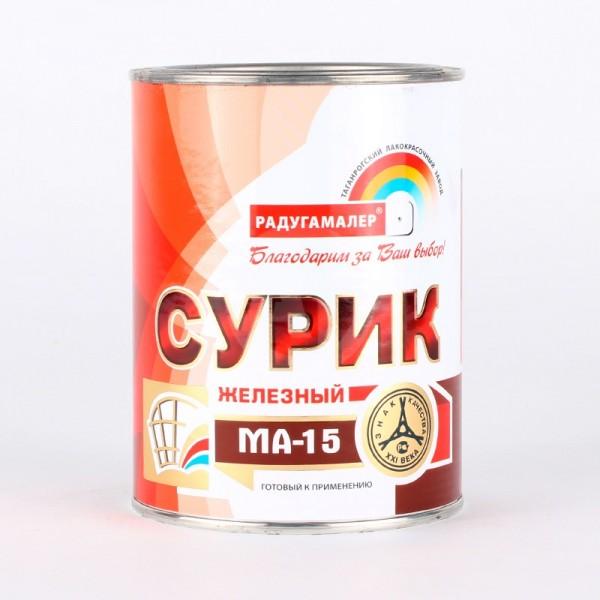 """""""Радуга"""" Ма-15 Сурик 6кг"""