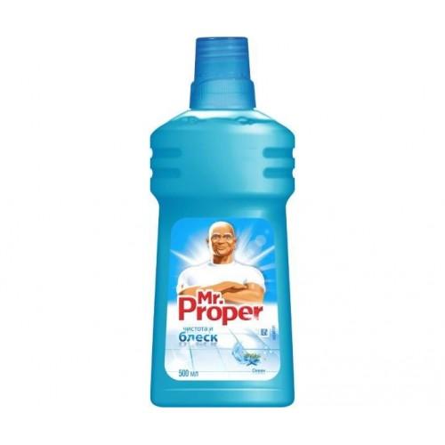 Средство для мытья пола Mr.Proper горный ручей и прохлада 500мл