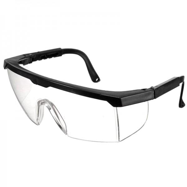 Очки защитные закрытого типа с непрямой вентиляцией, панорамные (SAFETY EYEWEAR)