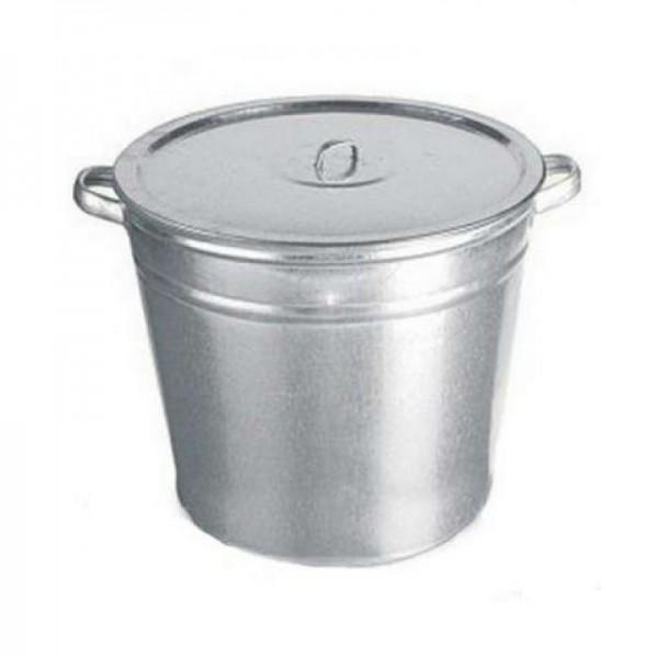 Бак оцинк.32л для белья (Магнитогорск)