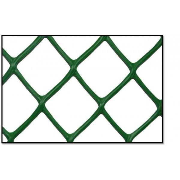 Решетка садовая 45х45мм (2мх10м) РОМБ