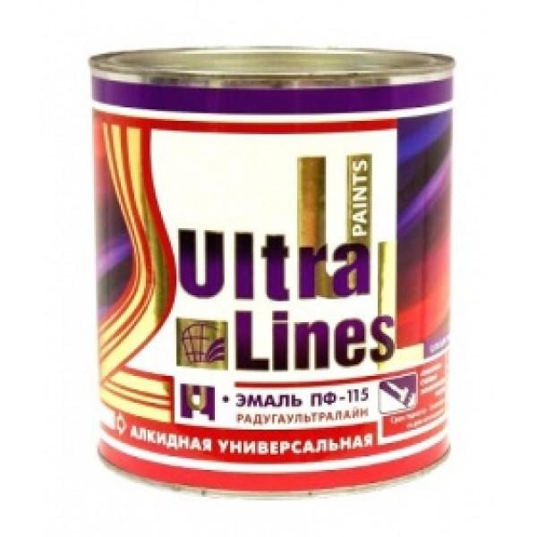 """""""Ultra Lines"""" Парижская зелень ПФ-115 6кг"""