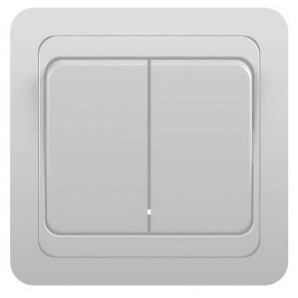 Выключатель PowerMan Classic 2023 СП 2кл 10А 250В