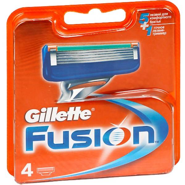 Кассеты для бритья Fusion 1шт