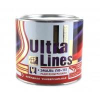 """Ultra Lines"" Голубая ПФ-115 6кг"