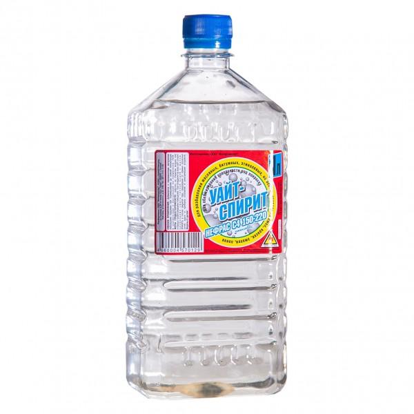 Уайт-спирит 1л пласт