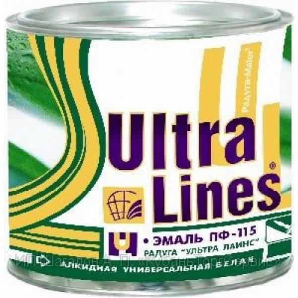 """Ultra Lines"" Белая  ПФ-115 1,9кг"