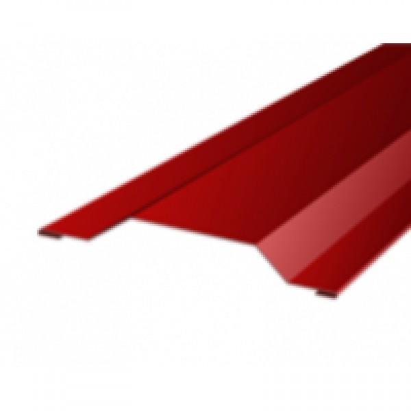 Евроштакетник 3003 Рубин 10см (1,25м)