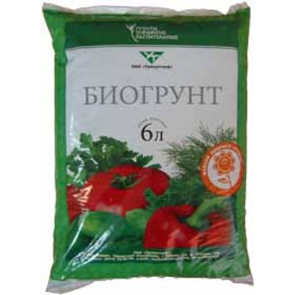 """Биогрунт 5л """"Удмуртторф Земля"""""""