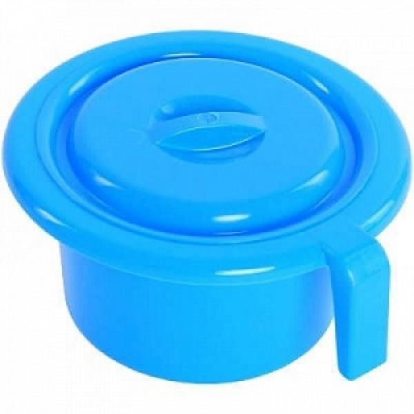 Детский горшок туалетный с крышкой Гост Р50962-96 (крас)