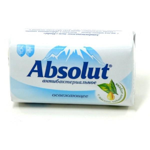 Мыло Absolut антибактериальное 90гр