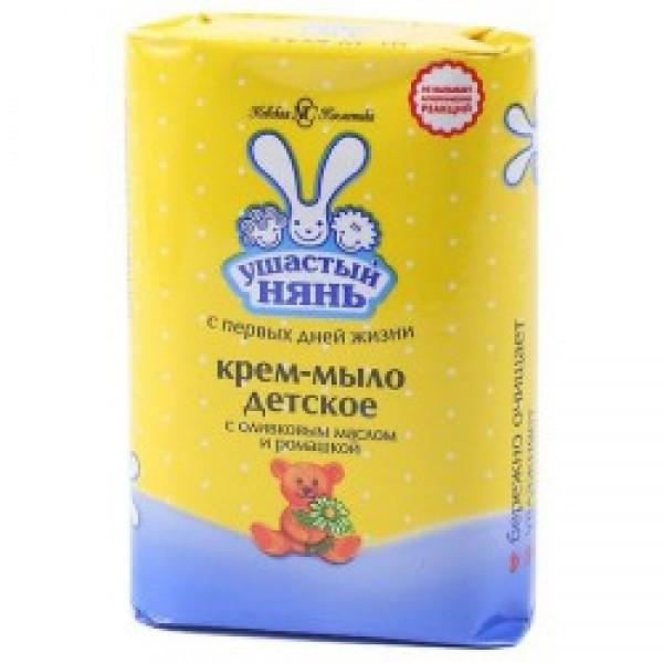 Крем-мыло детское Ушастый нянь 92гр