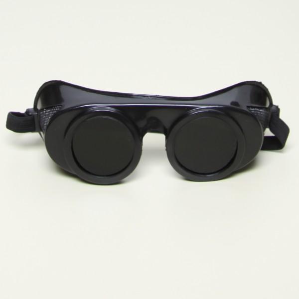 Очки защитные сварщика JL-A019 черные