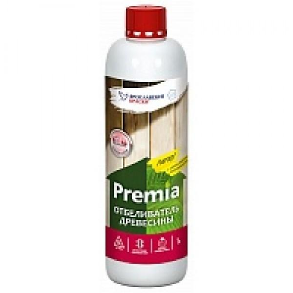 Отбеливатель PREMIA для древесины,канистра 1л