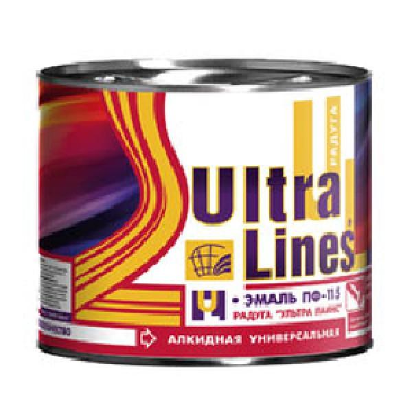 """Ultra Lines"" Голубая ПФ-115 10 кг"