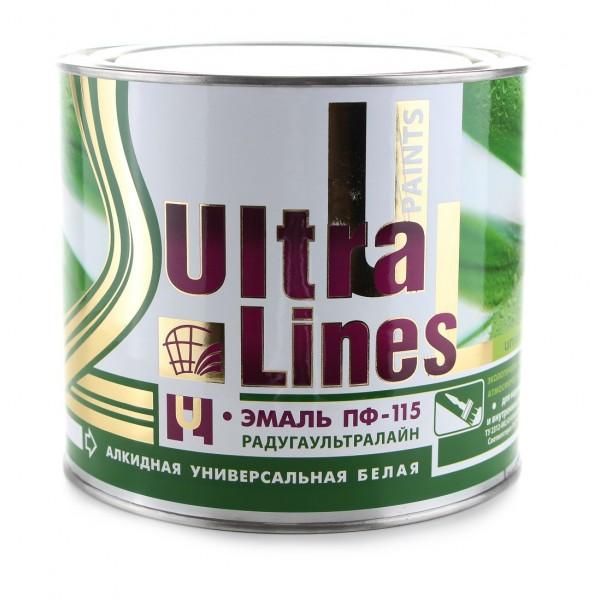 """Ultra Lines"" Белая ПФ-115 20 кг"