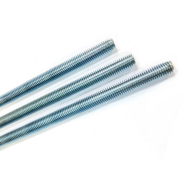 Шпилька резьбовая оцинк М18х1м