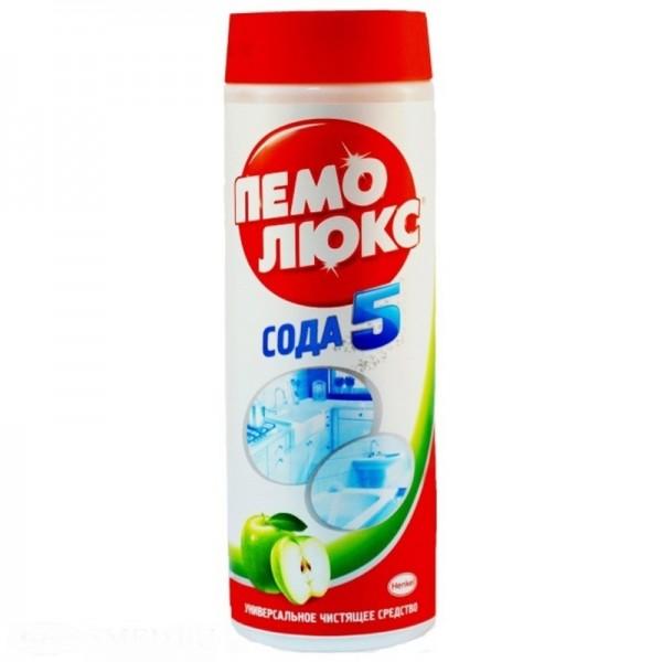 Порошок Пемо Люкс сода5