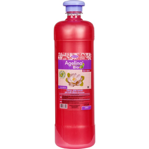 Пена для ванн Agelina 1л