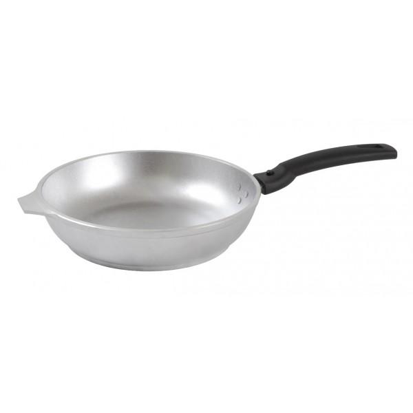 Сковорода (с263) 260/60мм со съемной ручкой  литой ал. Кукмор