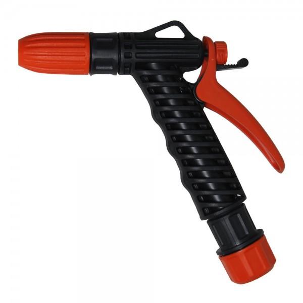 Пистолет поливочный с фиксатором