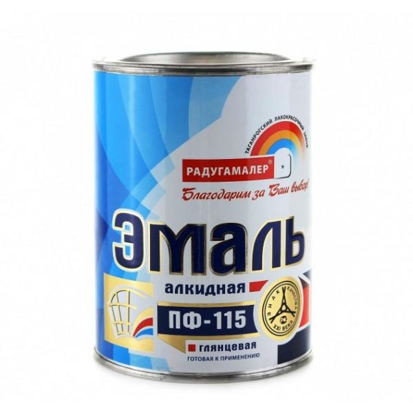"""Радуга"" ПФ-115 ярко-зеленая 0,9кг"